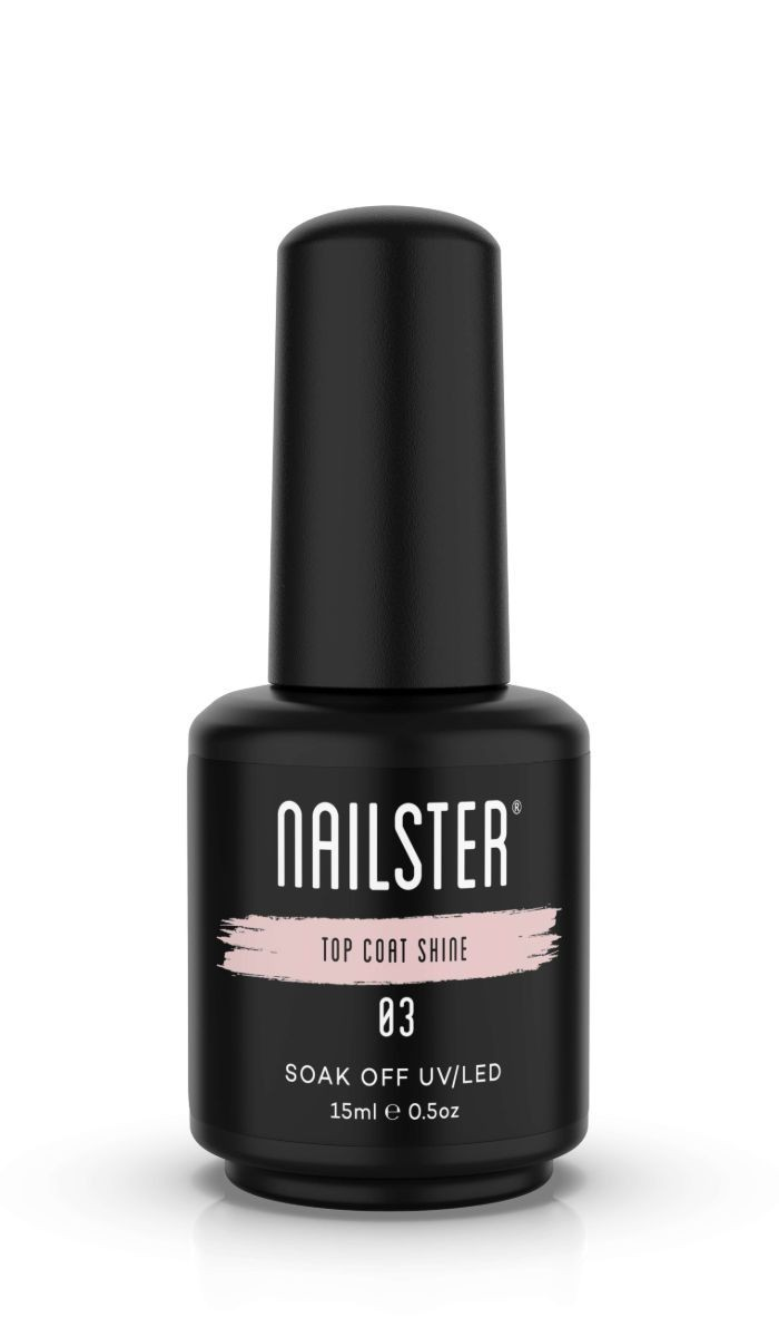 Nailster Top Coat Shine